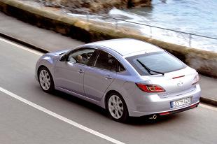 Mazda 6 II (2007 - teraz) Hatchback