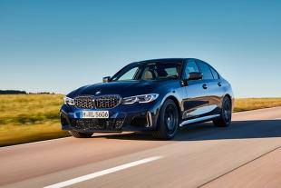Genewa 2020. BMW M340d xDrive. Elektryczne wsparcie dla diesla