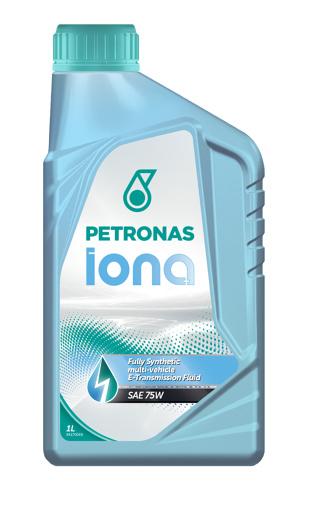 PETRONAS IONA. Płyny eksploatacyjne do aut elektrycznych