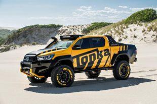 Toyota Hilux Tonka. Zabawka dla dorosłych