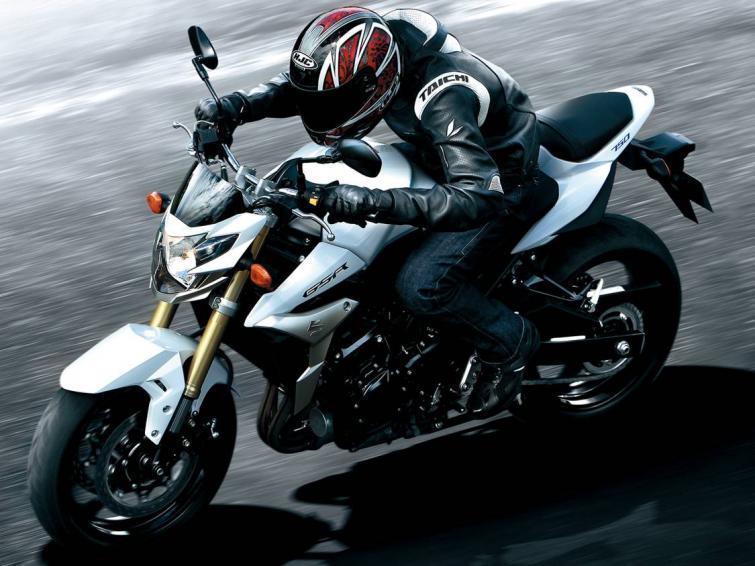 Dobre wyniki sprzedaży motocykli Suzuki w Polsce
