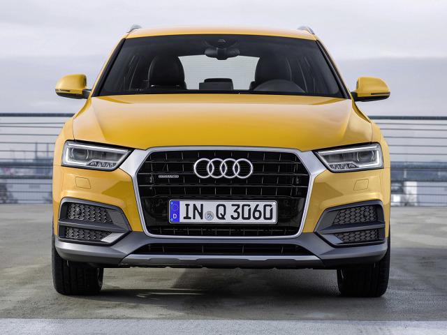 zdjęcie Audi Q3 2014