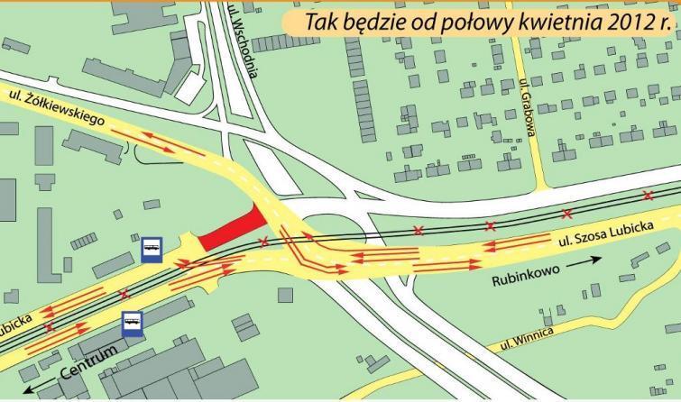 Uwaga kierowcy! Poważne zmiany w ruchu drogowym w Toruniu