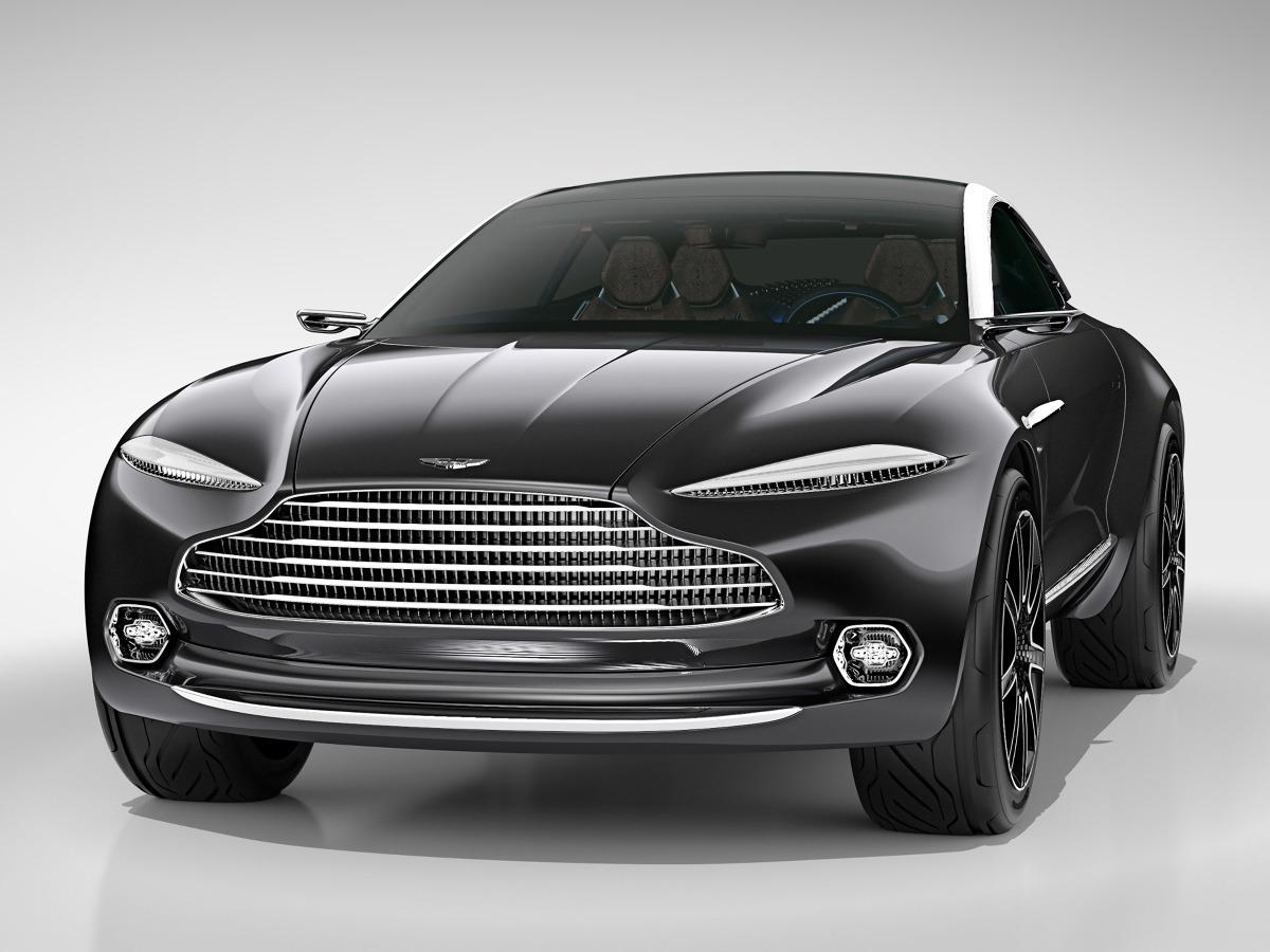 Zapowiedzią  nowości w gamie jest koncept DBX, który może doczekać się wersji produkcyjnej. Jak jednak twierdzi Palmer będzie to sportowo nacechowany crossover z nadwoziem coupe wyróżniający się osiągami / Fot. Aston Martin