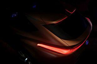 Lexus LF-1. Taki będzie flagowy crossover Japończyków