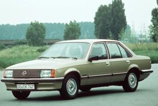 Opel Rekord E (1977 - 1987) Sedan