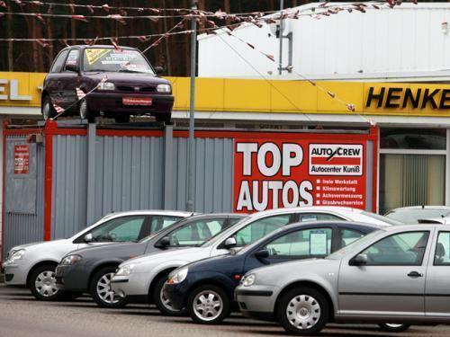 Wiele osób decyduje się na zakup auta od naszych zachodnich sąsiadów / Fot. Marcin Oliva Soto