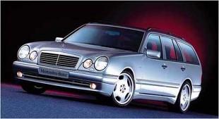 Mercedes-Benz Klasa E W210 (1995 - 2003) Kombi