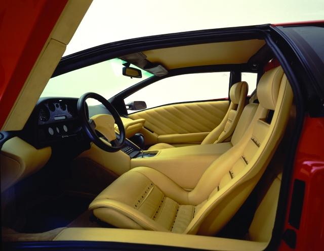 zdjęcie Lamborghini Diablo