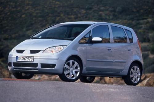 """Fot. Mitsubishi: Mitsubishi Colt to auto o """"właściwym rozmiarze""""."""