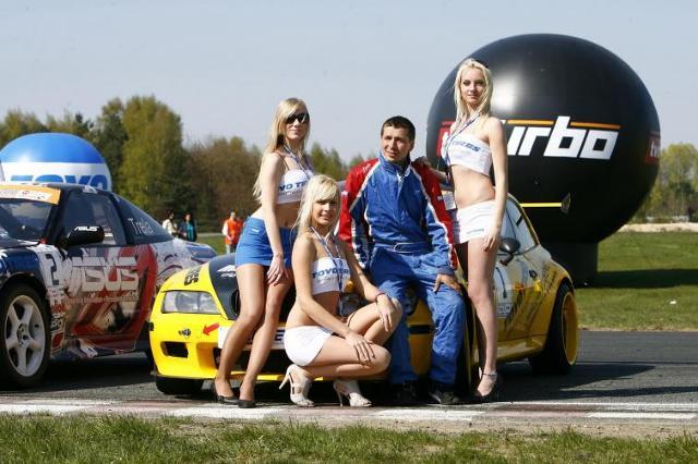 Driftingowe Mistrzostwa Polski 2011 już wkrótce