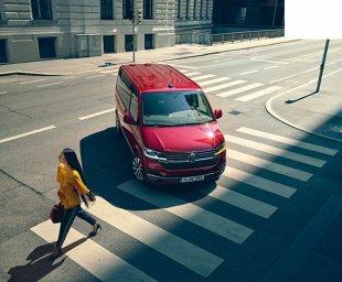 Volkswagen T6.1. Jakie zmiany przyniósł lifting?
