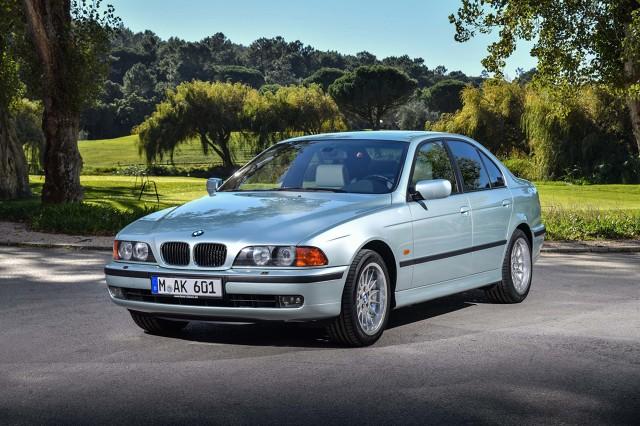 BMW Serii 5 1995 rok / Fot. BMW