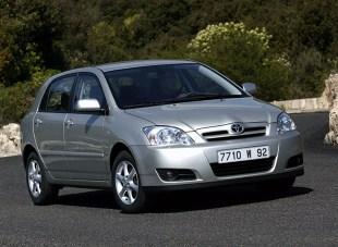 Toyota Corolla IX (2001 - 2009) Hatchback