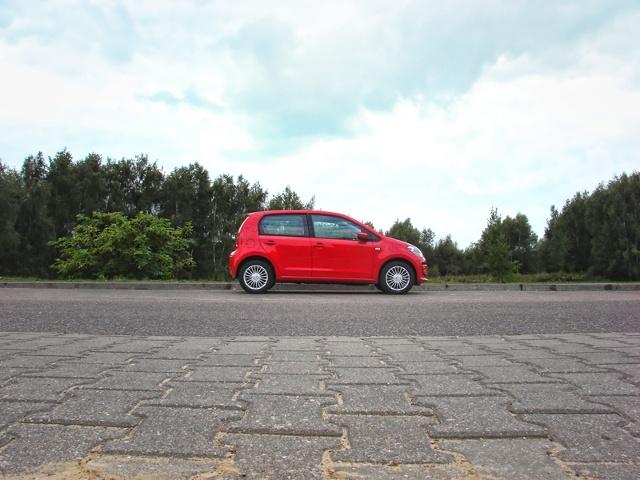 zdjęcie Volkswagen up! 1.0