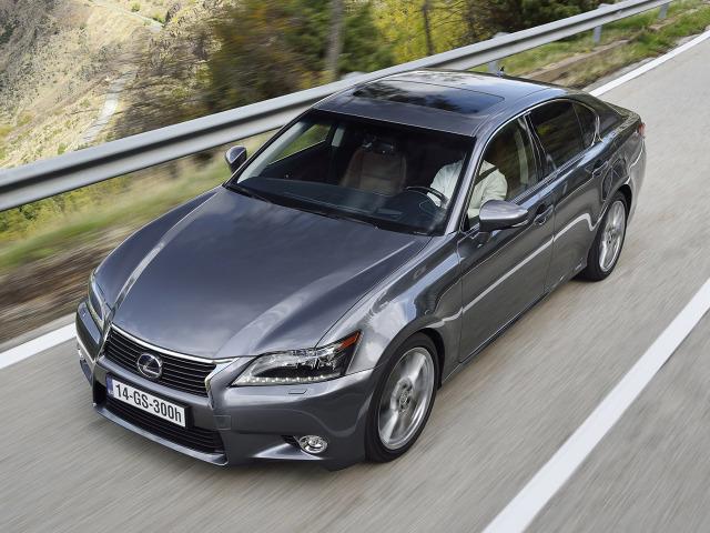 Lexus GS 300h / Fot. Lexus