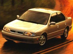 Infiniti G20 I [P10] (1991 - 1996) Sedan