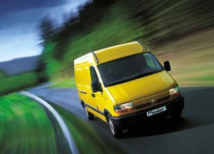 Renault Master II (1997 - 2010) Furgon