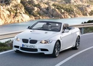 BMW SERIA 3 IV (E90/E91/E92/E93) (2005 - 2012) Kabriolet [E93]
