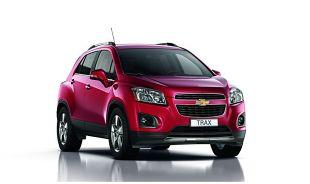 Chevrolet Trax (2012 - teraz)