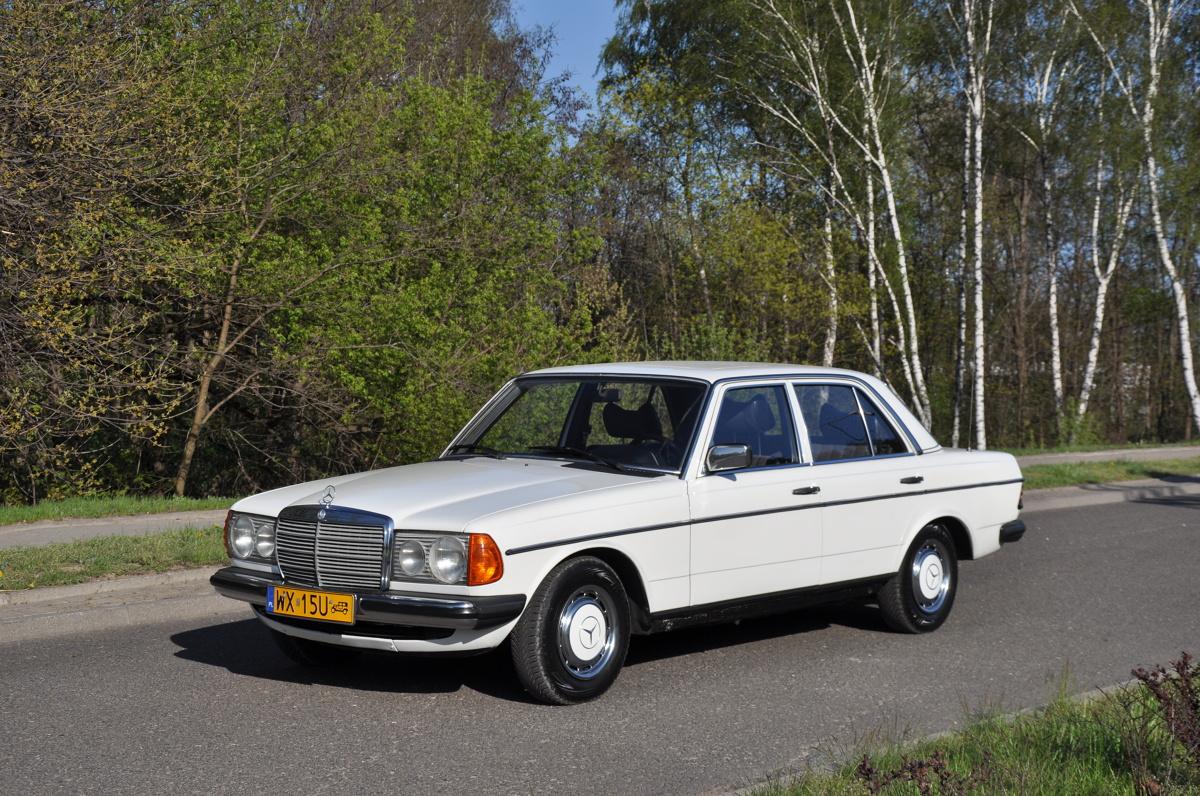 Mercedes W123 Beczka Jaka Znamy I Kochamy