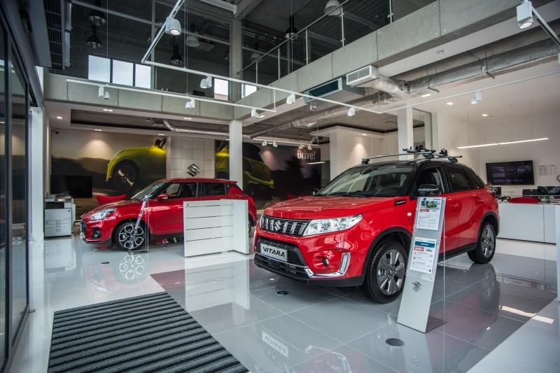 Nowy salon Suzuki w Wesołej