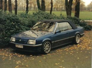 Opel Ascona C (1981 - 1988) Kabriolet
