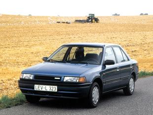 Mazda 323 IV (1989 - 1994) Sedan