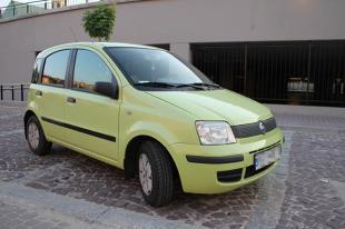 Używany Fiat Panda II. Oszczędne auto za małe pieniądze