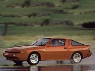 Mitsubishi Starion (1982 - 1990) Coupe