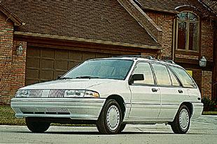 Mercury Tracer II (1991 - 1999) Kombi