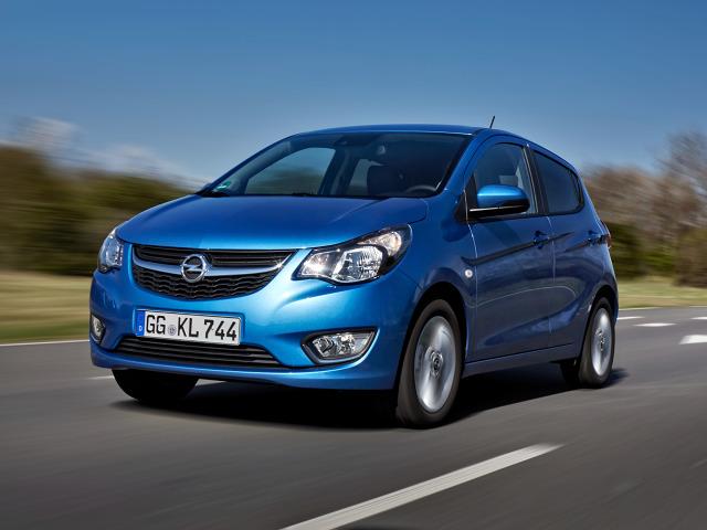 zdjęcie Opel Karl