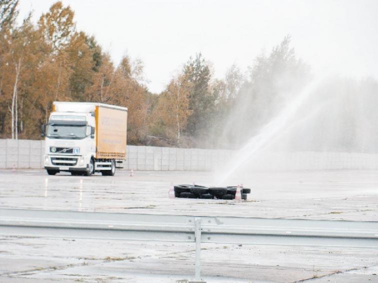 Lubuskie. Powstał najnowocześniejszy w Polsce tor do nauki jazdy (wideo)