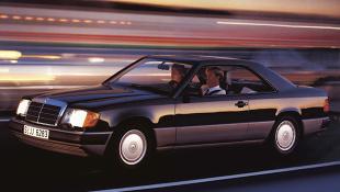 Mercedes-Benz Klasa E W124 (1993 - 1996) Coupe