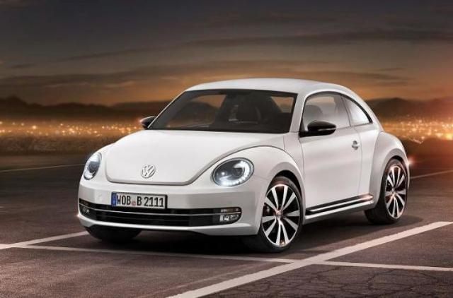 Volkswagen pokazał nowego Garbusa - zobacz zdjęcia New Beetle