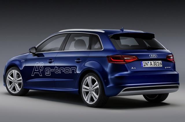zdjęcie Audi A3 g-tron