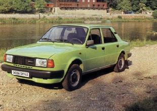 Skoda 120 I (1976 - 1990) Sedan