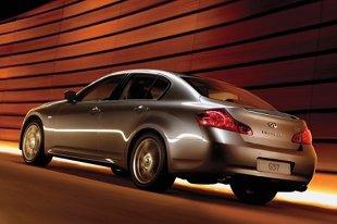 Infiniti G37 (2006 - teraz) Sedan