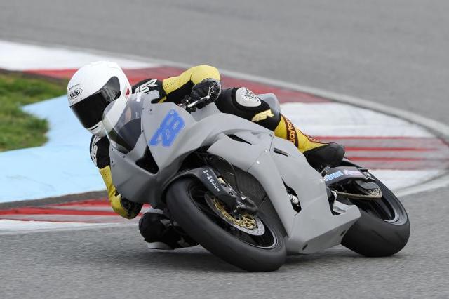 Testy zespołu Bogdanka PTR Honda w Aragonii