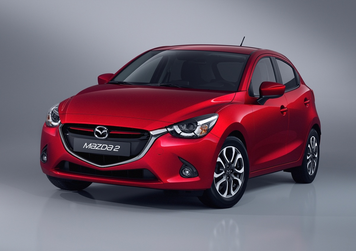 Nowa Mazda 2/fot. Mazda