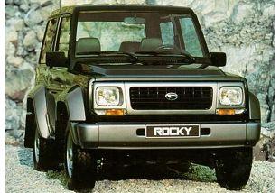 Daihatsu Rocky (1987 - 1998) SUV