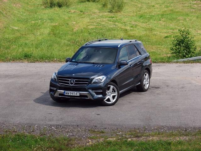zdjęcie Mercedes-Benz ML350