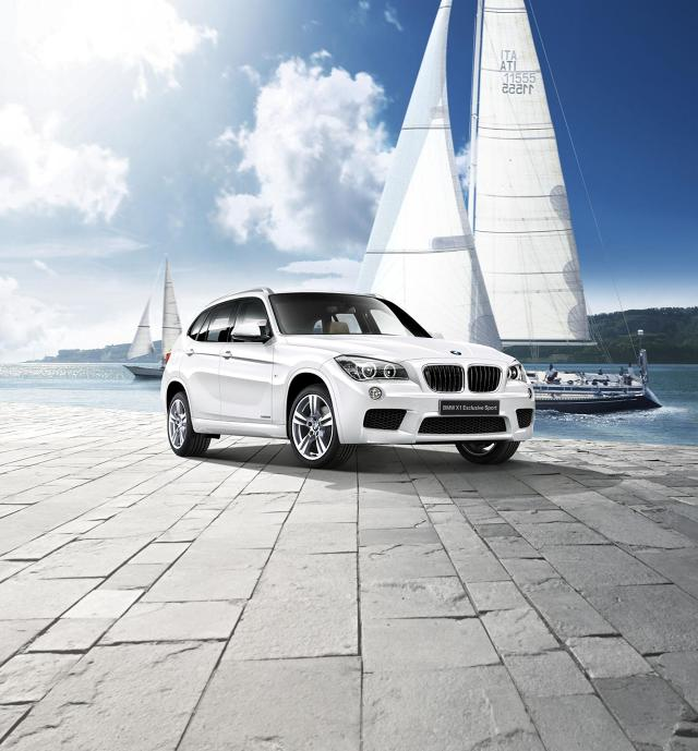 BMW X1 Exclusive Sport /  Fot. BMW