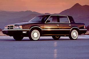 Dodge Dynasty (1988 - 1993) Sedan