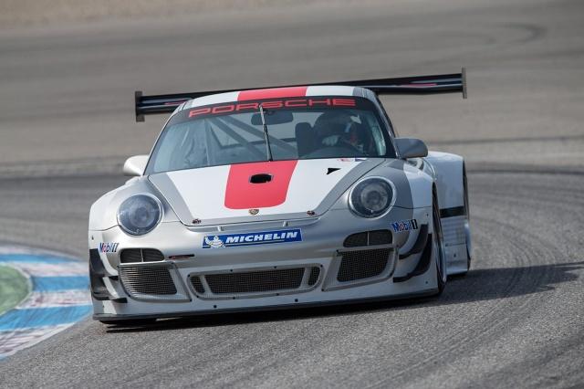 zdjęcie Porsche 911 GT3 R
