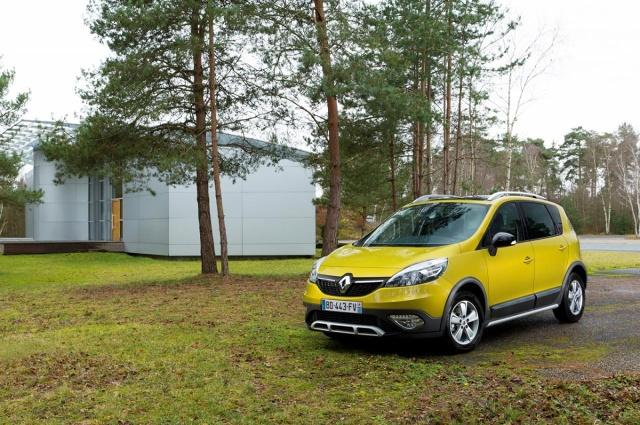 zdjęcie Renault Scenic XMOD