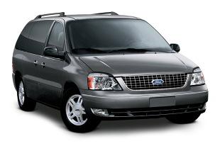 Ford Freestar 2004 2007 Minivan Dane Techniczne