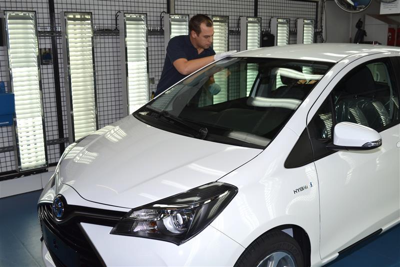 Toyota Yaris Hybrid / Fot. Toyota
