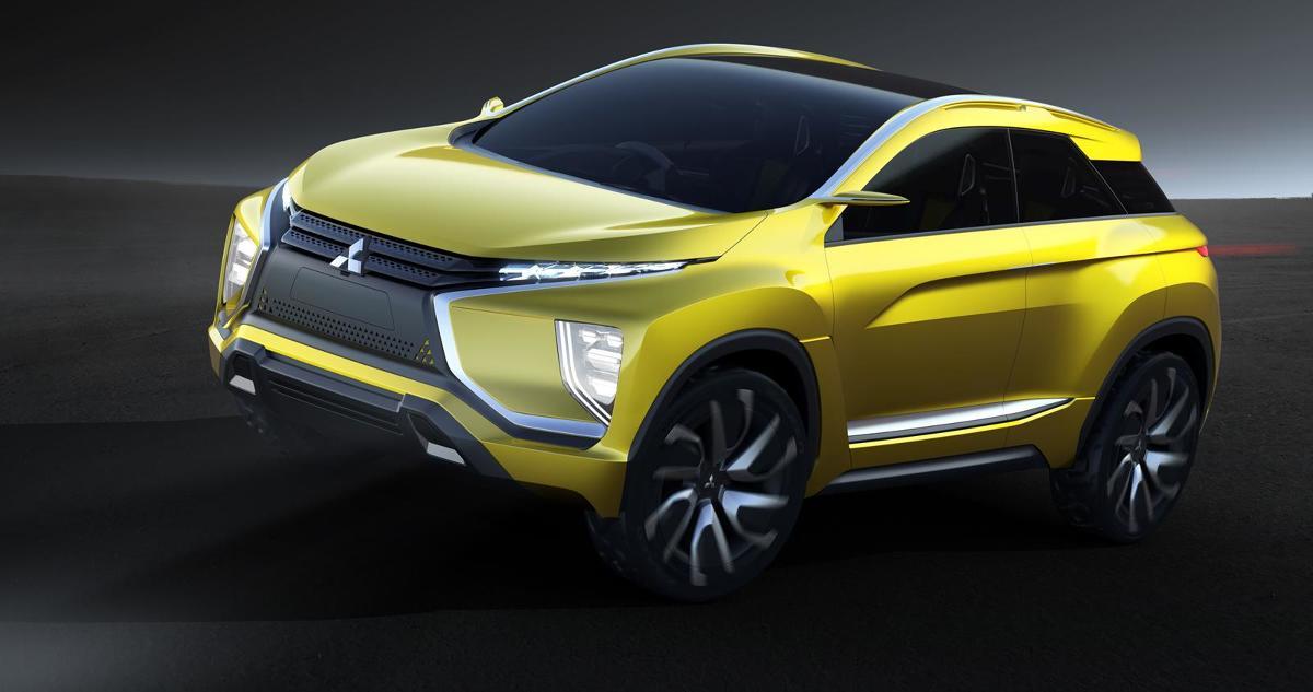 Model eX-Concept to koncepcyjny samochód, po raz pierwszy zaprezentowany na tokijskim salonie w 2015 roku. eX-Concept zdradza kierunek rozwoju kompaktowych SUV-ów Mitsubishi / Fot. Mitsubishi
