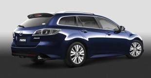 Mazda 6 II (2007 - teraz) Kombi